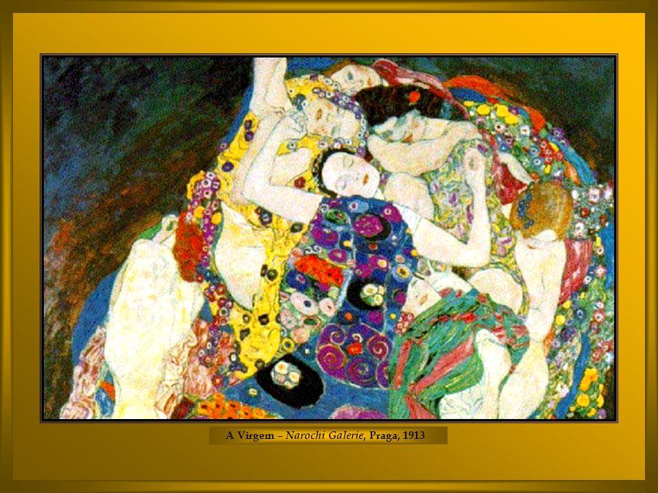 A Virgem – Narochi Galerie, Praga, 1913
