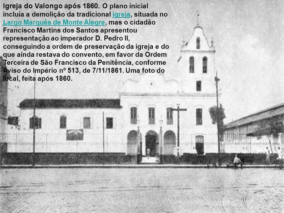 Até a década de 1970, na Praça Barão do Rio Branco, existia o tradicional Santos Hotel, que no início do século XX tinha grande prestígio como hotel c