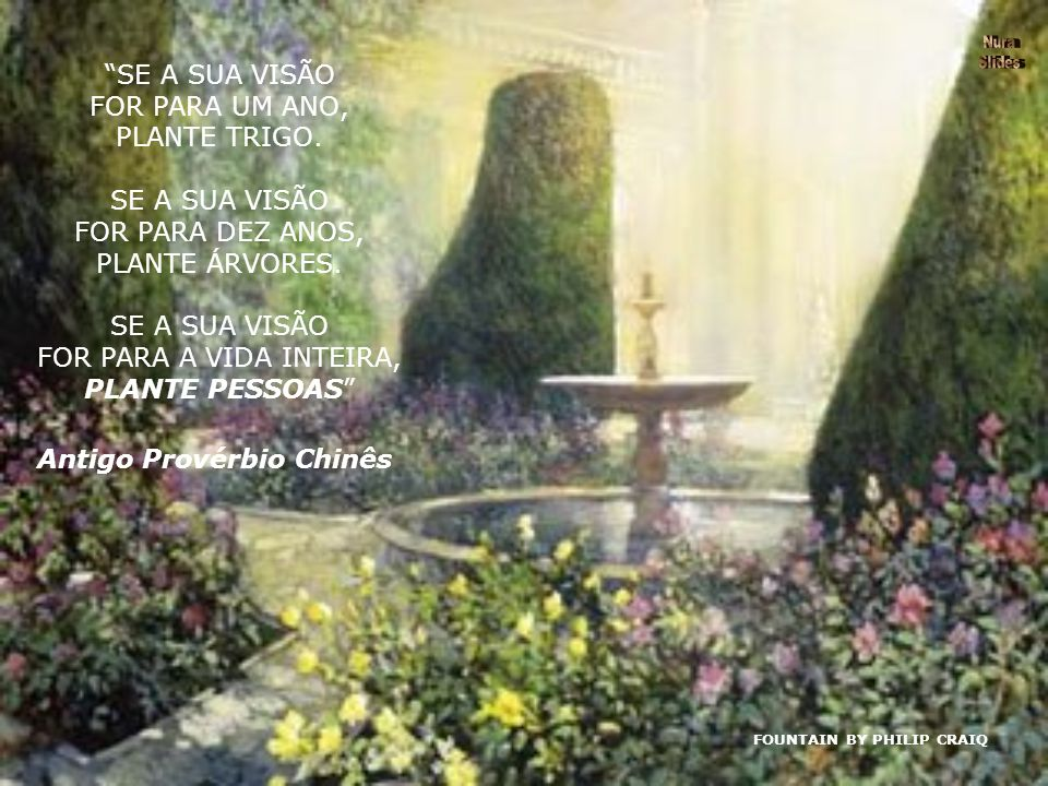 WATERLILIES BY PHILIP CRAIQ ESTOU AGRADECIDO. PRIMEIRO, PORQUE NUNCA FUI ROUBADO ANTES.