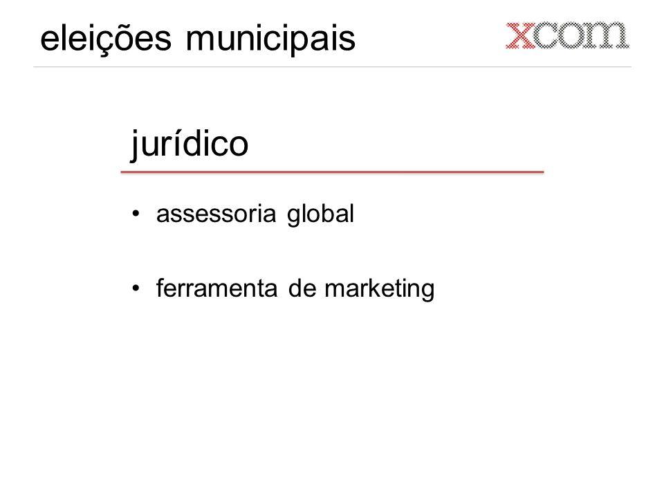 eleições municipais jurídico assessoria global ferramenta de marketing