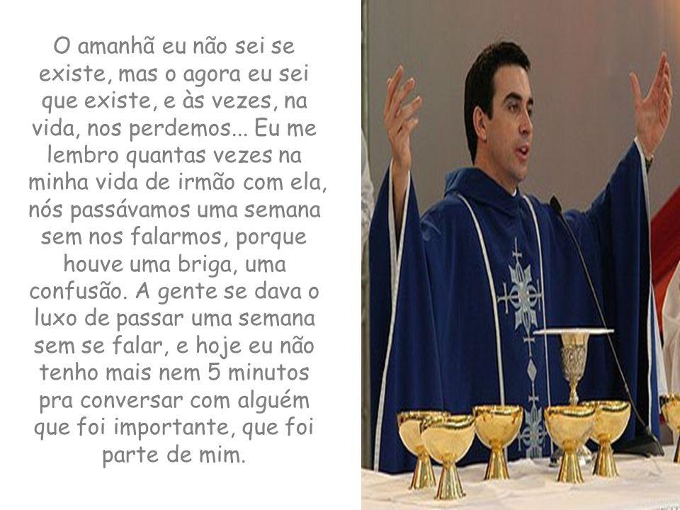 Não há pressa, o momento é feito para celebrar, a mística da última ceia está ali, Jesus reúne aqueles que pra ele tinha um valor especial, inclusive o traidor estava lá.
