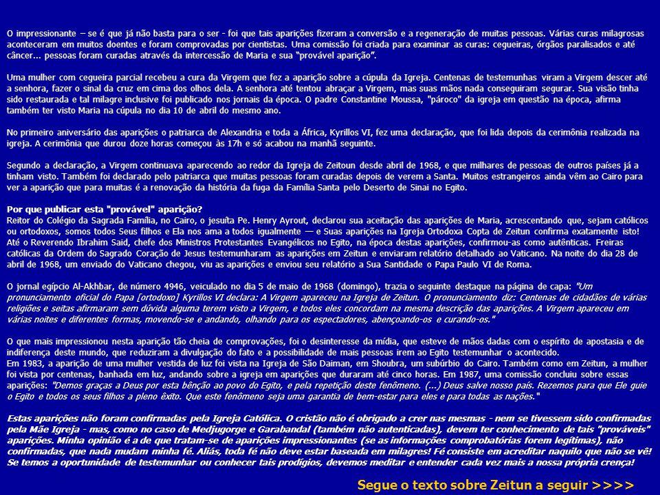 VISITE OS SITES: www.fimdostempos.net www.recados.aarao.nom.br www.salvaialmas.com.br www.paideamor.com.br Divulguem este Slide para o máximo de pessoas o mais rápido possível .