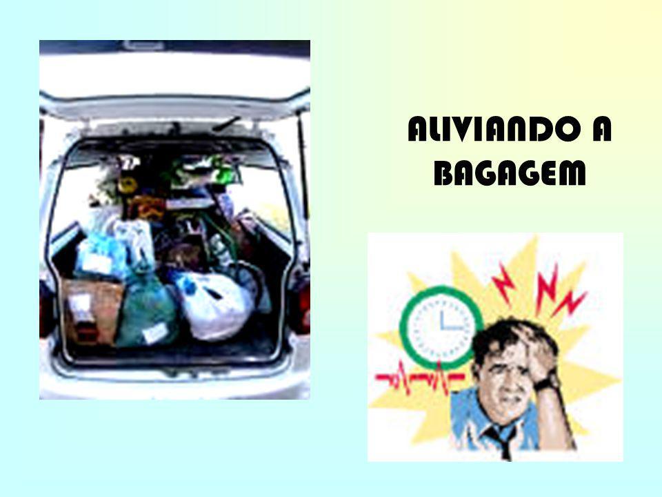 ALIVIANDO A BAGAGEM