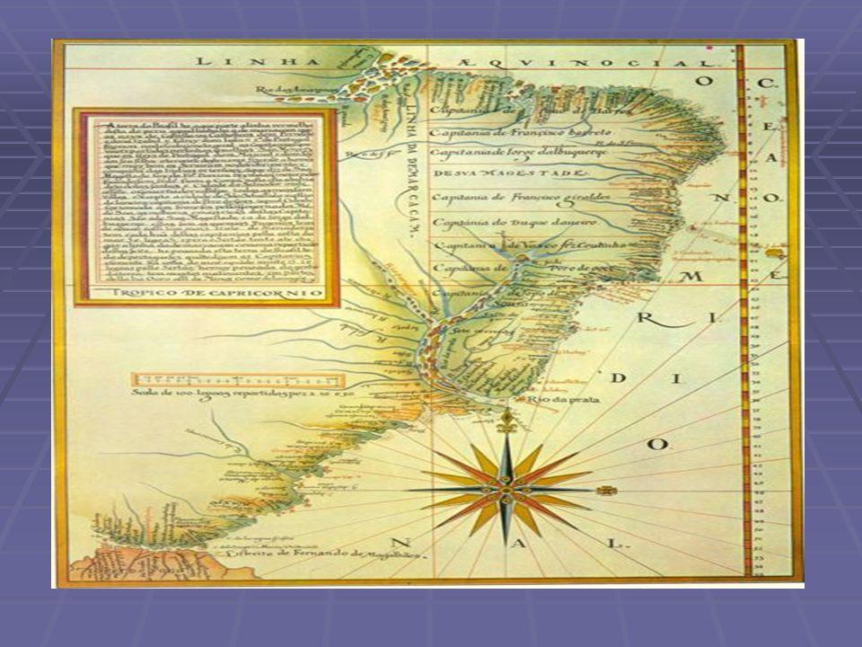 Governos Gerais  Tomé de Sousa-Após o fracasso do projeto de capitanias, o rei João III unificou as capitanias sob um Governo-Geral do Brasil e em 7 de janeiro de 1549 nomeou Tomé de Sousa para assumir o cargo governador-geral.