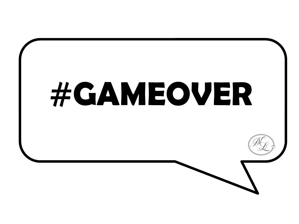 #GAMEOVER
