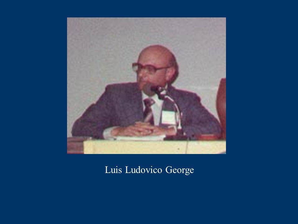 Luis Ludovico George