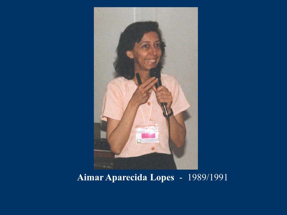 Aimar Aparecida Lopes - 1989/1991