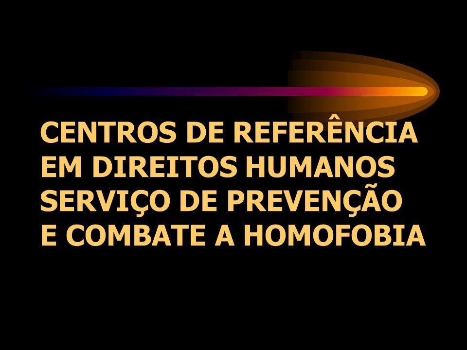 Publico - Alvo a) População GLTB; b) Vitimas de discriminação e violência homofóbicas; c) População em geral.