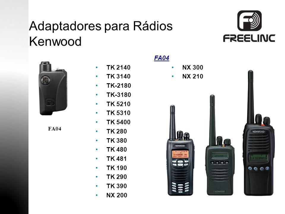 Acessórios Produtos Atuais Auriculares para microfone FREELINC 2000