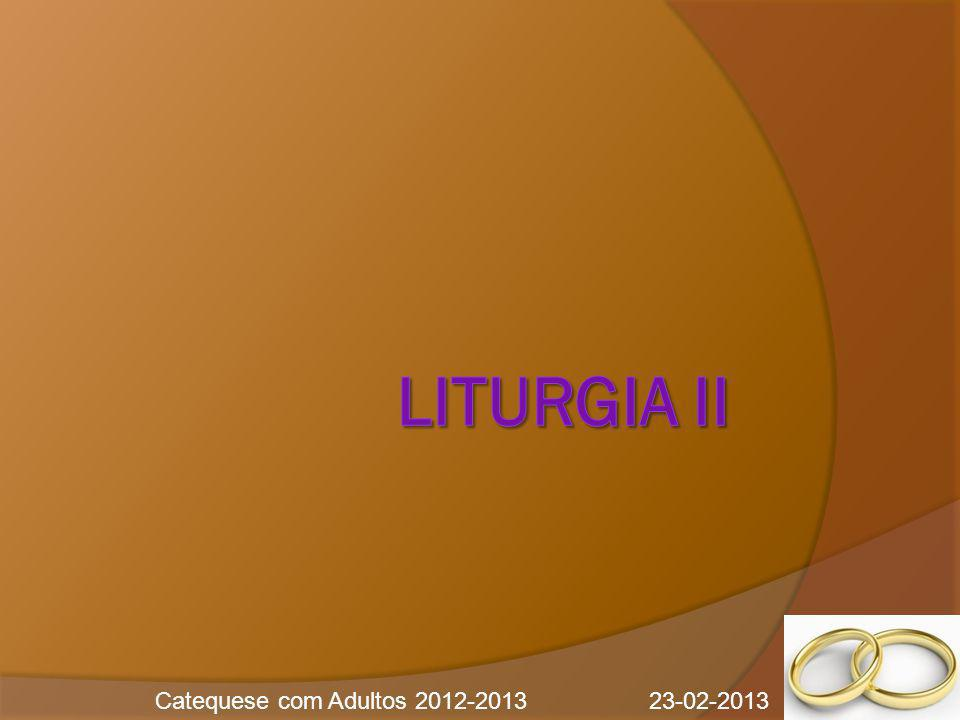 Catequese com Adultos 2012-2013 23-02-2013