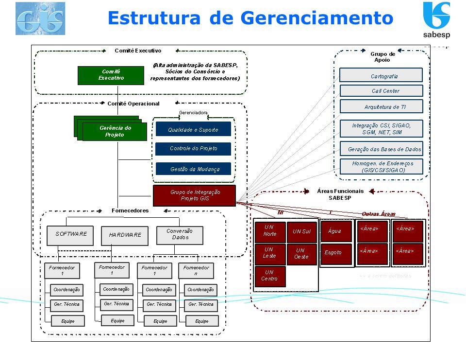 12 Estrutura de Gerenciamento