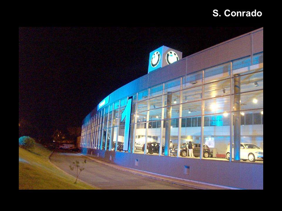 O lançamento do BMW Série 1 encheu de luz e cor a S.