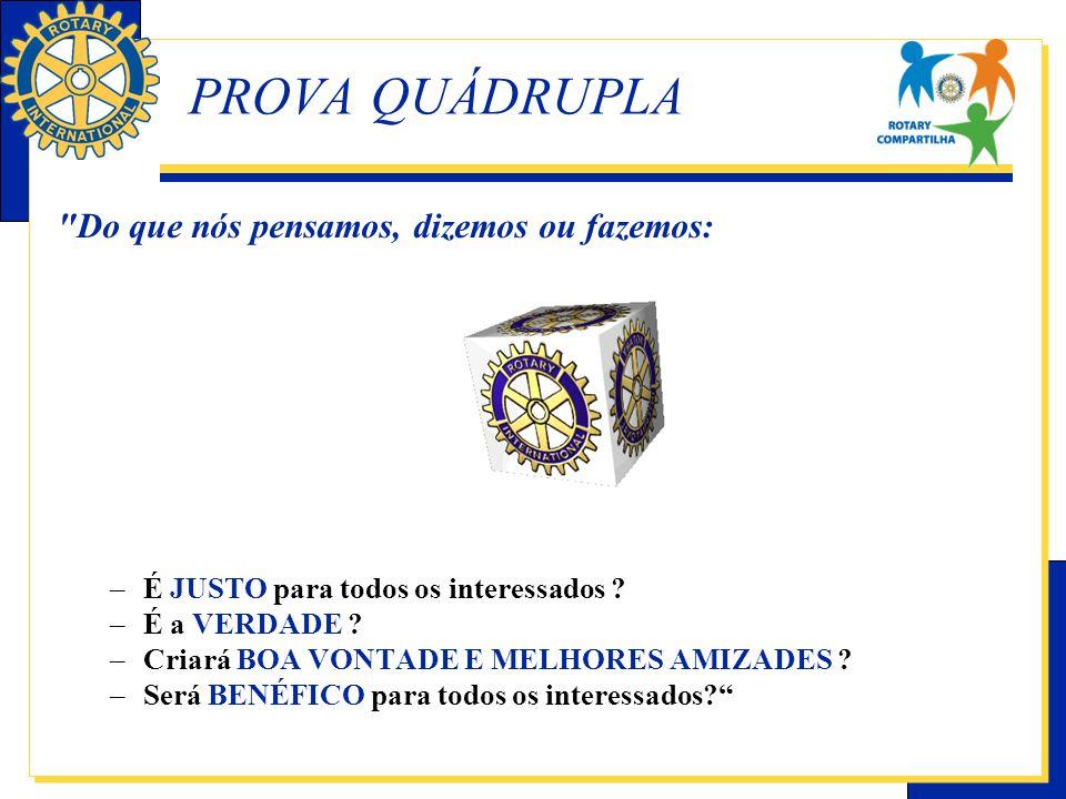 O nosso dia de anos Um dos projectos do Rotary Clube Lisboa-Centro 2007-2008