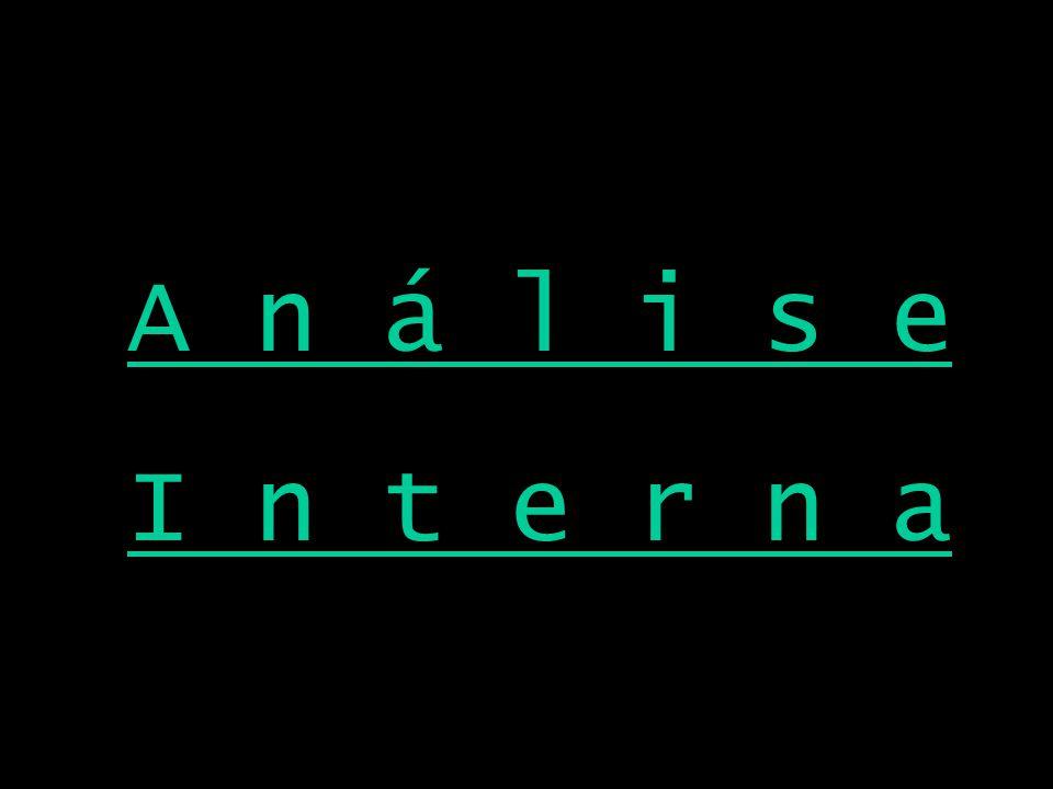 Materiais / Logística [+] Organização Just in Time Qualidade [-] Segurança Estocagem Prazos
