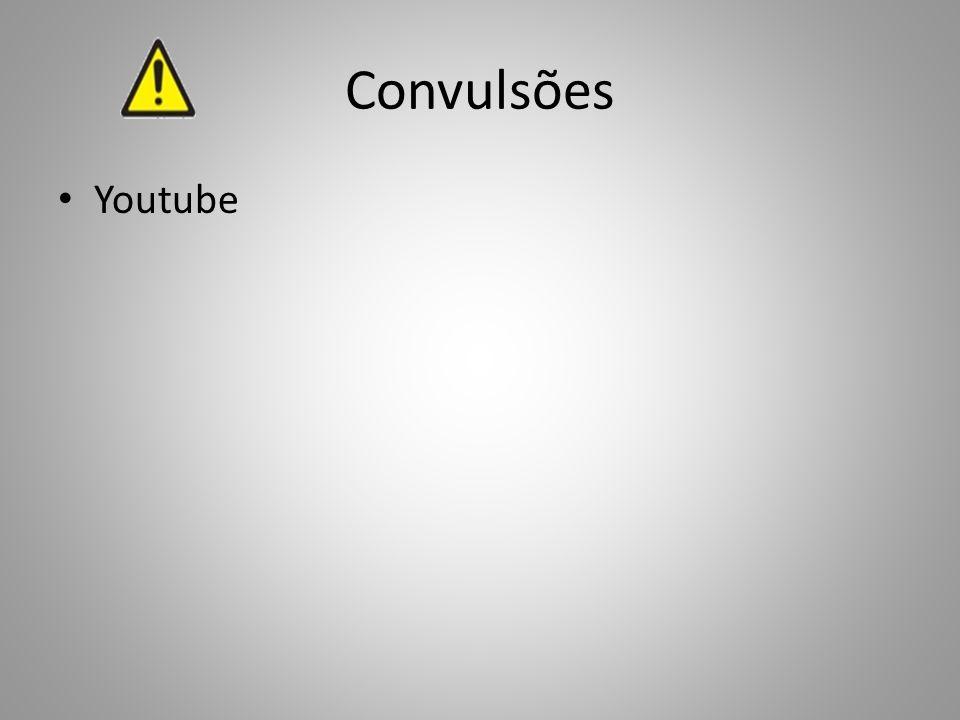 Convulsões Youtube