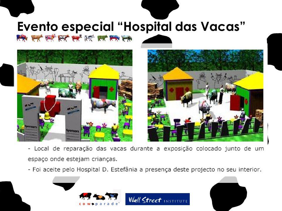 """Evento especial """"Hospital das Vacas"""""""