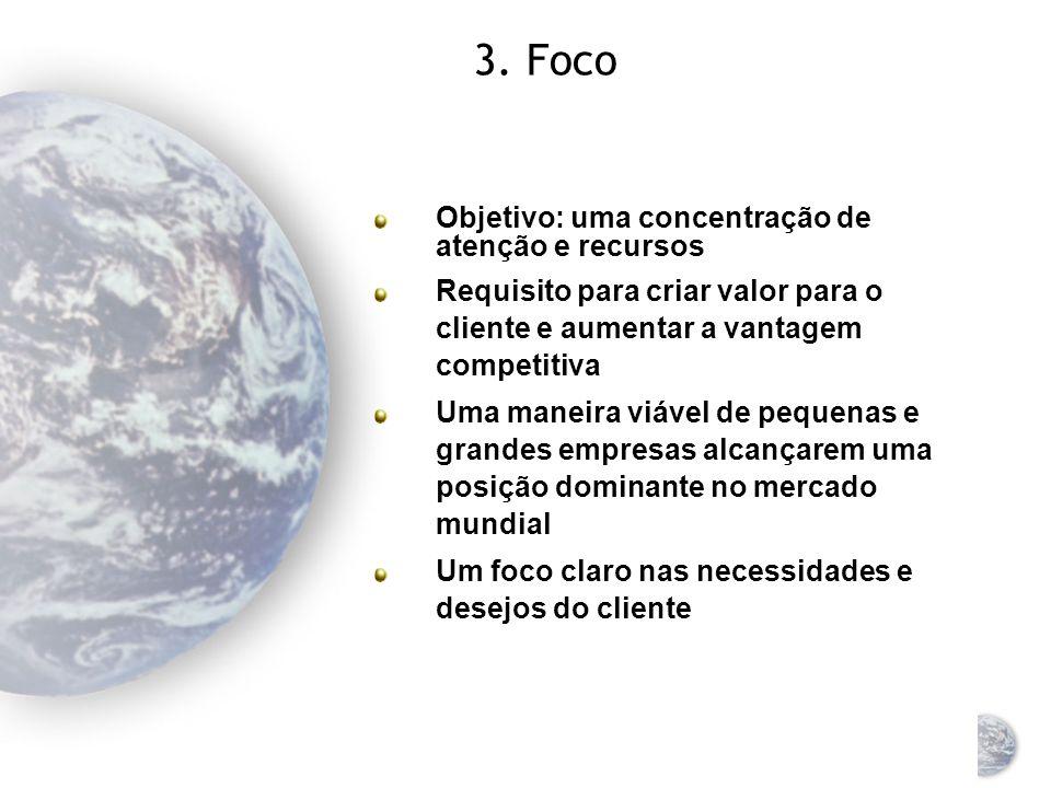 2. Diferenciação Objetivo: criar vantagem competitiva por meio da diferenciação A vantagem pode existir em qualquer elemento da oferta de uma empresa