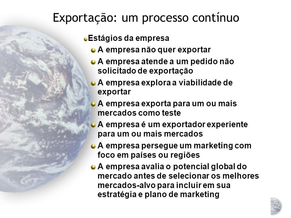 A organização no mercado-alvo Representação direta Por meio de vendedores ou distribuidores ou, algumas vezes, direto ao consumidor Representação inde