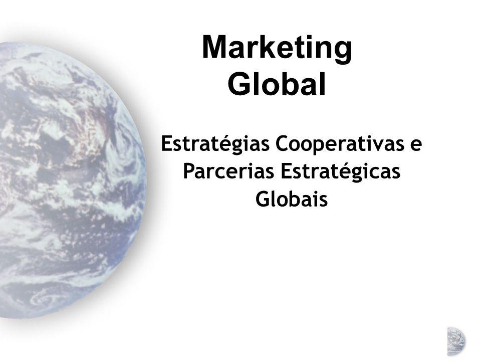 Estratégias de expansão de mercado Foco exato: mercados concentrados/países concentrados Foco no país: mercados diversificados/países concentrados Div