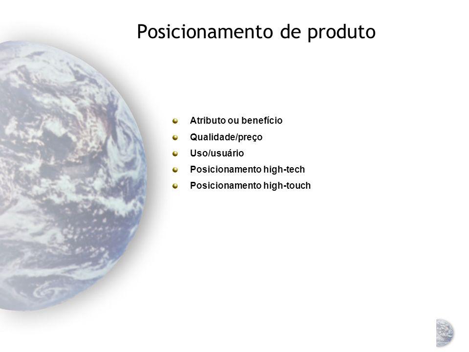 Marca global Um símbolo sobre qual os consumidores têm crenças e percepções Possui o mesmo nome ou o mesmo significado em diferentes idiomas Posicionamento e imagem similares Guiada pelos mesmos princípios estratégicos O composto de marketing pode variar de acordo com o país