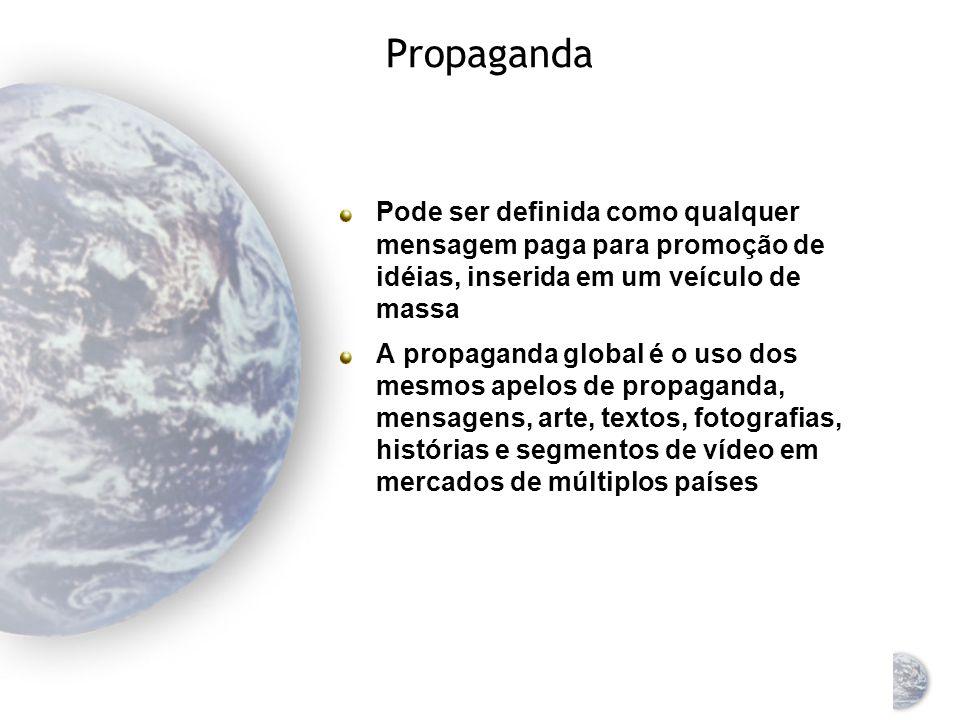 Marketing Global Propaganda Global