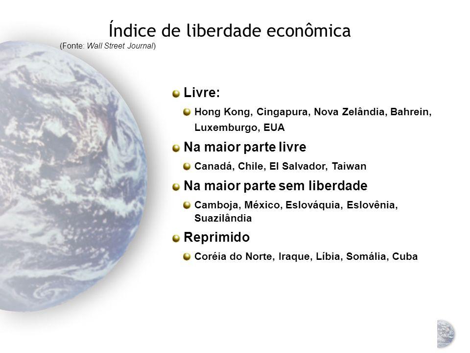 3. Sistema misto Na verdade, não há sistemas puros de alocação por mercado e comandatária entre as economias do mundo Nos países da OCDE, as tarifas v