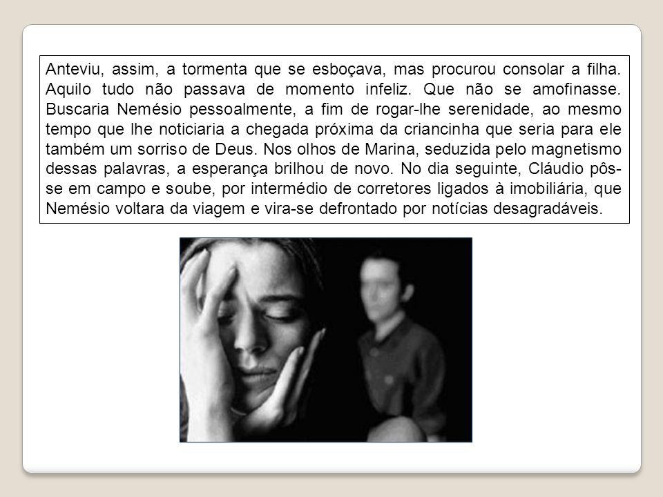 Nemésio ameaça matar-se Até à metade da carta, reportava-se Nemésio a conceitos de compaixão e carinho, mas, na última parte, incidia na irreverência.