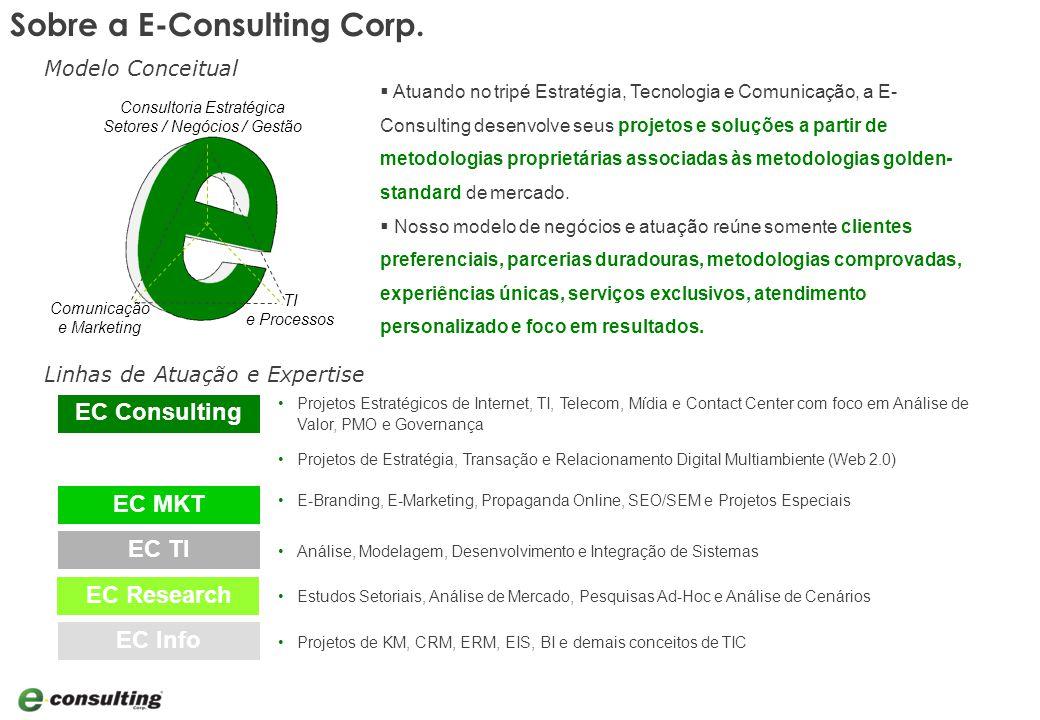 Interessado em saber mais? contato@ec-corp.com.br