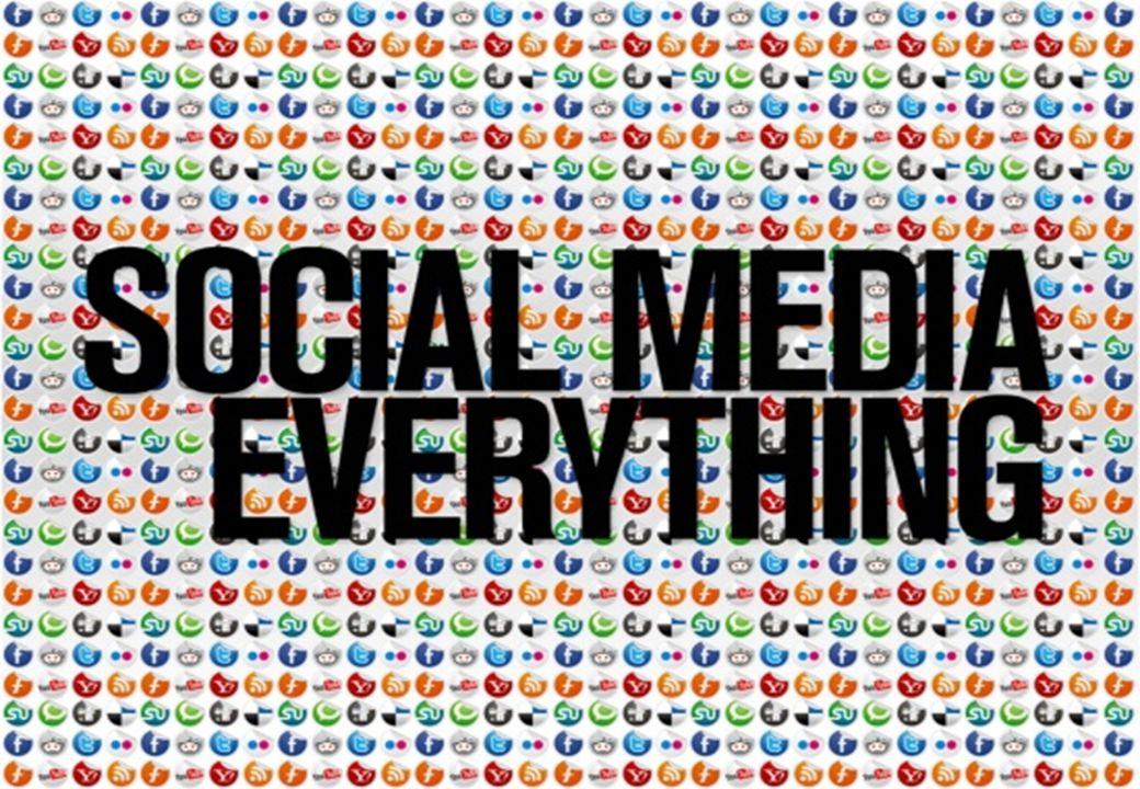 7 As redes sociais têm sido a parte mais dinâmica e influente da Internet nos últimos anos.