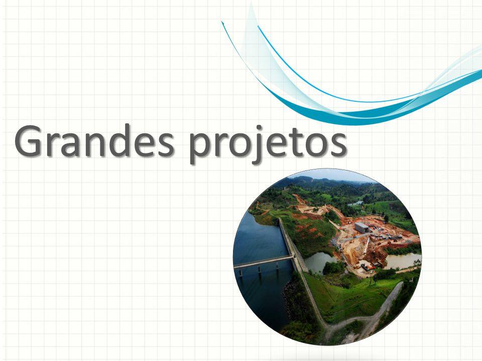 Polo Naval (Estaleiros Atlântico Sul, Promar, CMO e Navalmare) Permitirá a construção de plataformas off shore, petroleiros, etc.