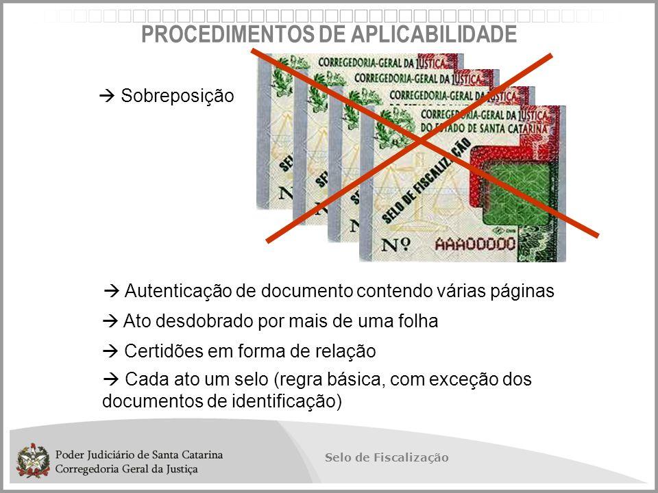 Selo de Fiscalização  4 – AQUISIÇÃO E CONTROLE ATUALIZAÇÃO CADASTRAL – início de todo o procedimento