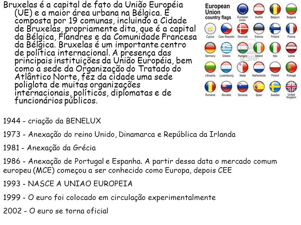 A União Européia não é um Estado Federal.