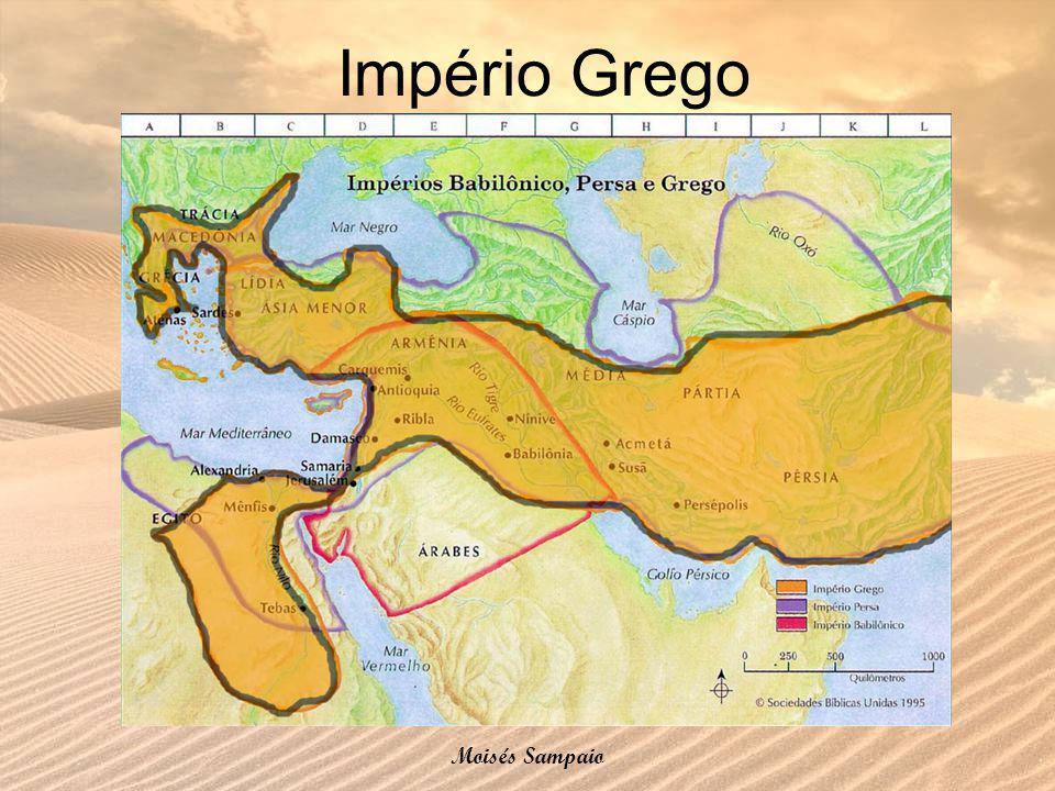 Império Grego Moisés Sampaio