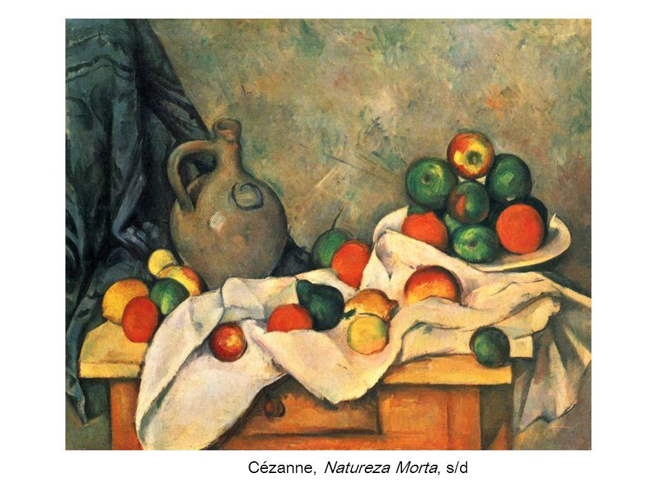 Cézanne, Natureza Morta, s/d