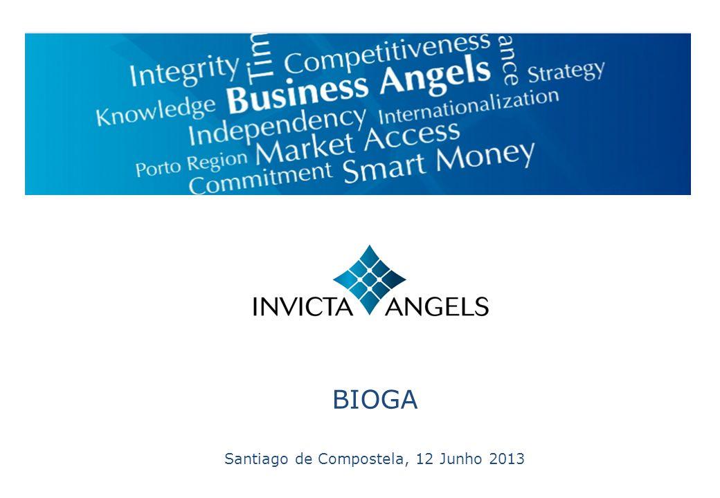 Invicta Angels Investimento realizado e Portfólio O total do investimento realizado pelos fundos actualmente sob gestão é de 1,5 milhões de euros, prevendo-se investimentos adicionais de igual montante até ao final de 2013.