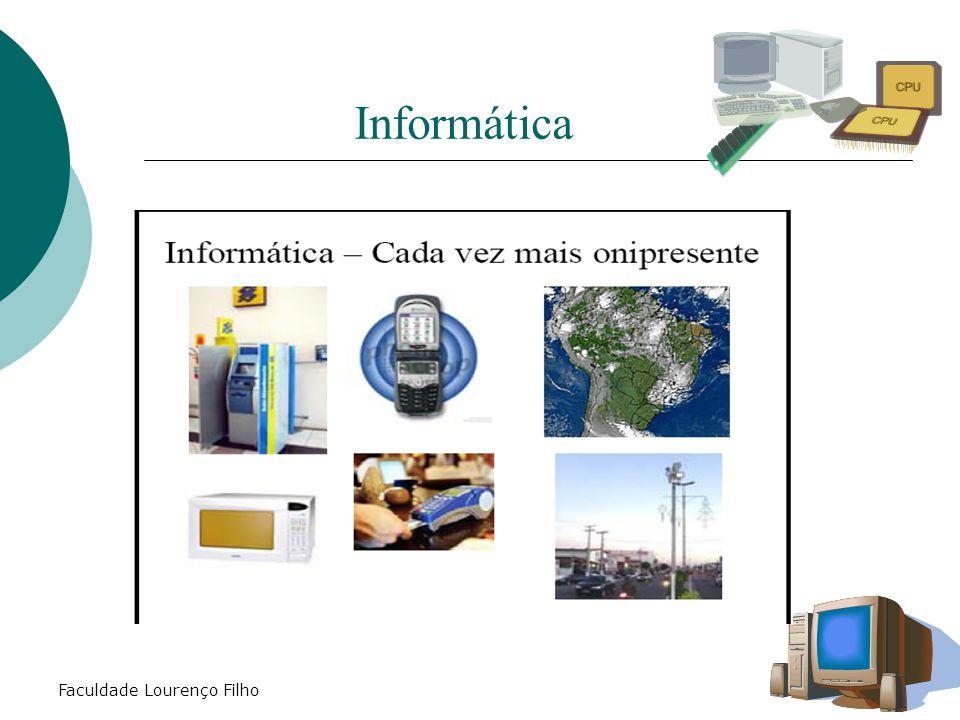 Faculdade Lourenço Filho Ciclo de Instrução  As instruções são executadas sequencialmente, uma a uma.