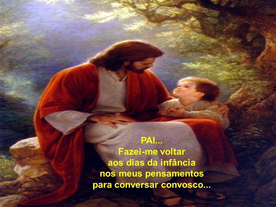 """""""Vem depressa, liberta-me!"""" Salmo 31 QUERO COLO, PAI! Poema de: Maria José Zanini Tauil Apresentação: Coração Bazar Home Page 17.06.2006"""