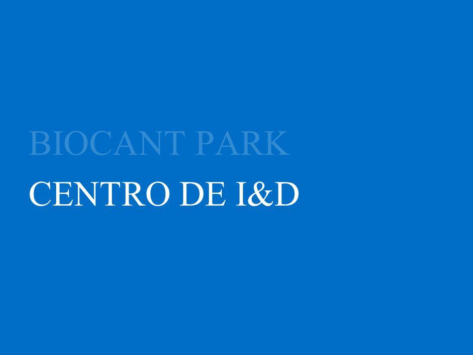 BIOCANT PARK CENTRO DE I&D