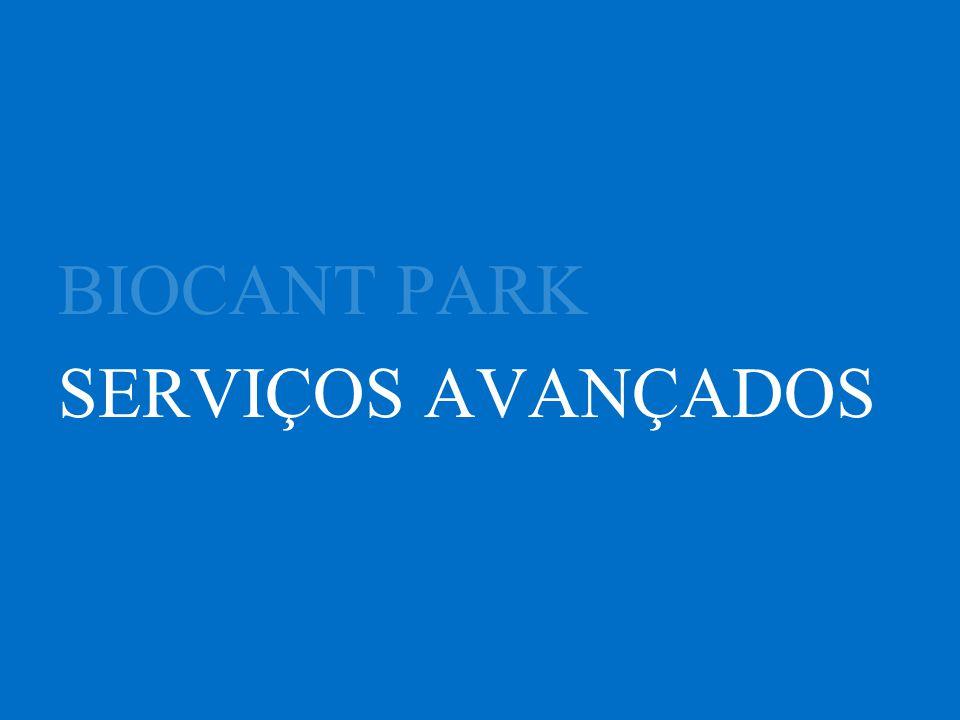 BIOCANT PARK SERVIÇOS AVANÇADOS