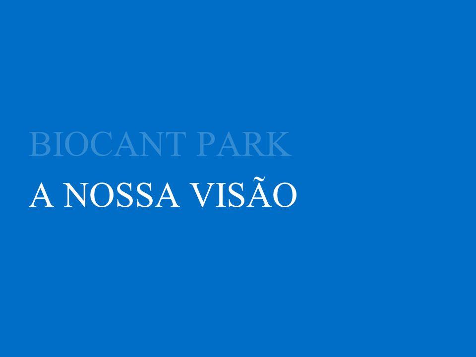 BIOCANT PARK A NOSSA VISÃO