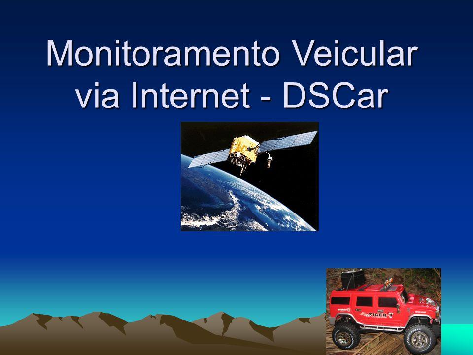 Monitoramento Veicular via Internet - DSCar