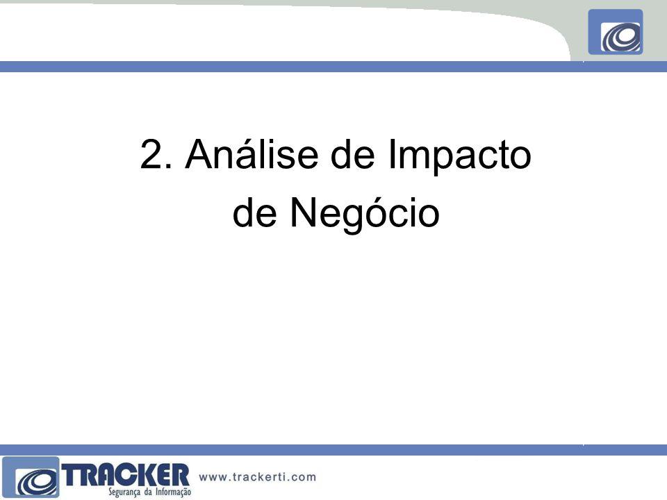 2. Análise de Impacto de Negócio