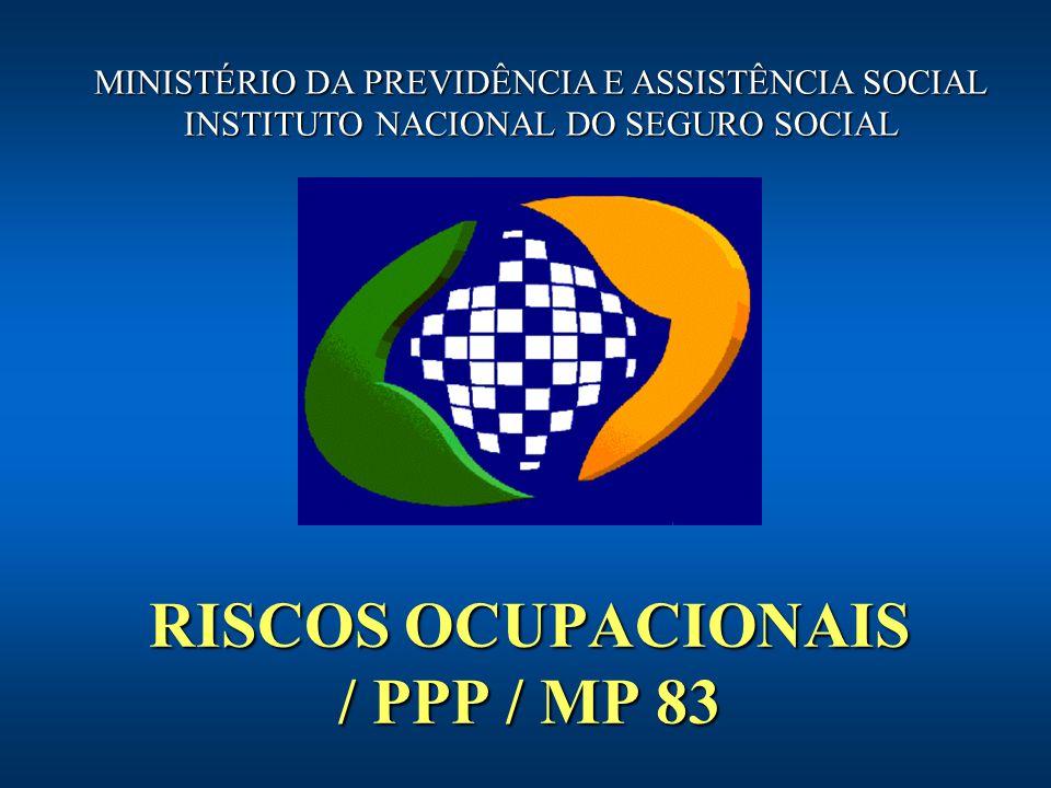 21 RISCOS OCUPACIONAIS Demonstrações Ambientais Conceitos Básicos Objetivo das Demonstrações Requisitos das Demonstrações