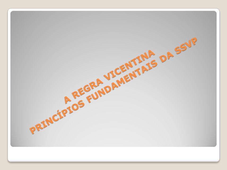 I - A SOCIEDADE DE S.VICENTE DE PAULO 1. A Sociedade de S.