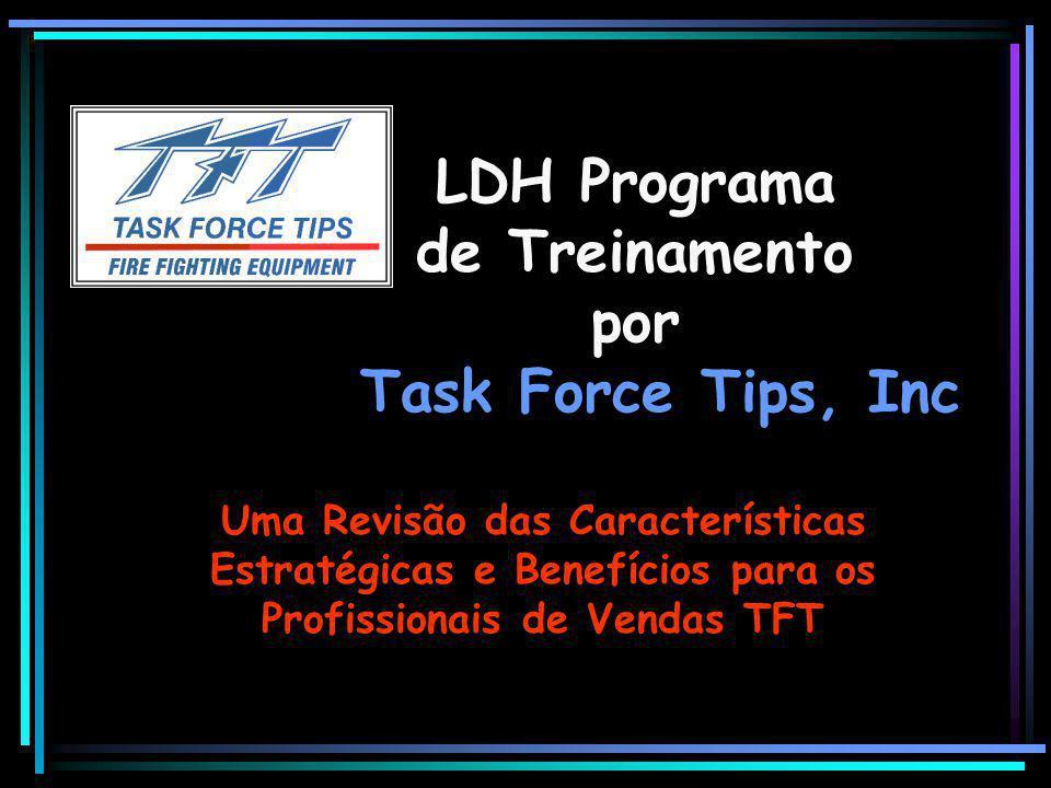 LDH Programa de Treinamento por Task Force Tips, Inc Uma Revisão das Características Estratégicas e Benefícios para os Profissionais de Vendas TFT