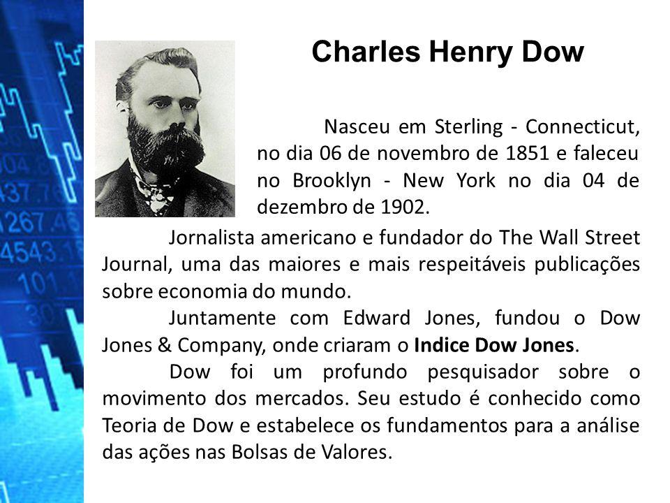 Nasceu em Sterling - Connecticut, no dia 06 de novembro de 1851 e faleceu no Brooklyn - New York no dia 04 de dezembro de 1902.