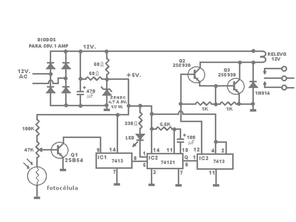 Diagrama eletrônico São considerados desenhos de diagrama eletrônico os que se referem aos circuitos constituídos por grupos de componentes, tais como resistores, capacitores, indutores e semicondutores ou sistemas similares.