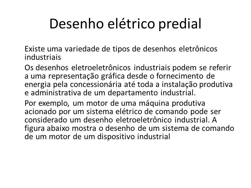 Existe uma variedade de tipos de desenhos eletrônicos industriais Os desenhos eletroeletrônicos industriais podem se referir a uma representação gráfi