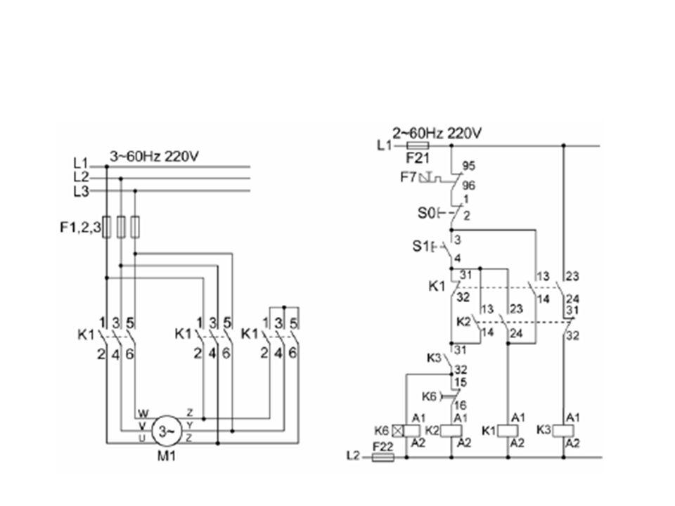 Desenho eletroeletronico Na eletroeletronica, principalmente na instalação de máquinas industriais, podemos dividir o diagrama em duas partes: Diagrama elétrico de potência; Diagrama elétrico de comando.