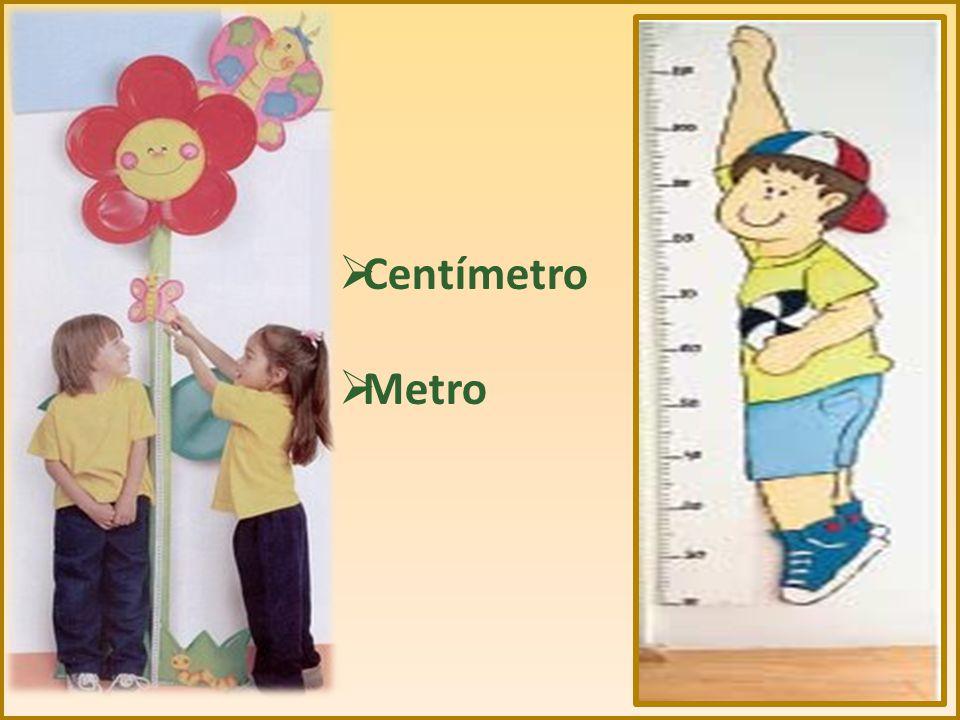  Centímetro  Metro